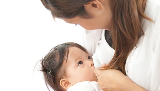 Borstvoeding geven